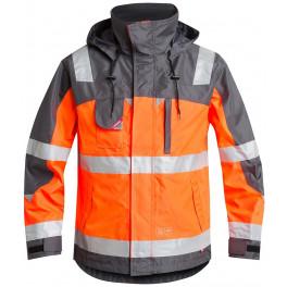 Куртка Engel Safety 1001-928, сигнальный оранжевый/серый