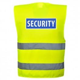 """Сигнальный жилет Portwest C404 """"SECURITY"""""""