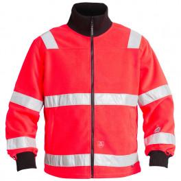 Куртка Engel Safety 1151-226, сигнальный красный