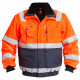 Куртка Engel Safety 1172-928,темно-синий/оранжевый
