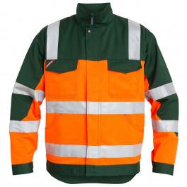 Куртка Engel Safety 1501-770, оранжевый/зеленый