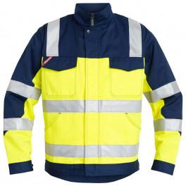 Куртка Engel Safety 1501-770, желтый/синий