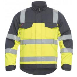 Куртка Engel Safety 1501-770, желтый/серый
