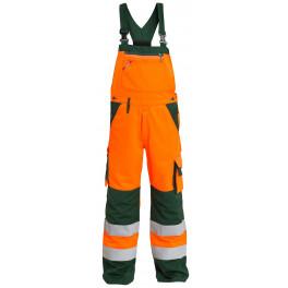 Полукомбинезон Engel Safety 3501-775, оранжевый/зеленый