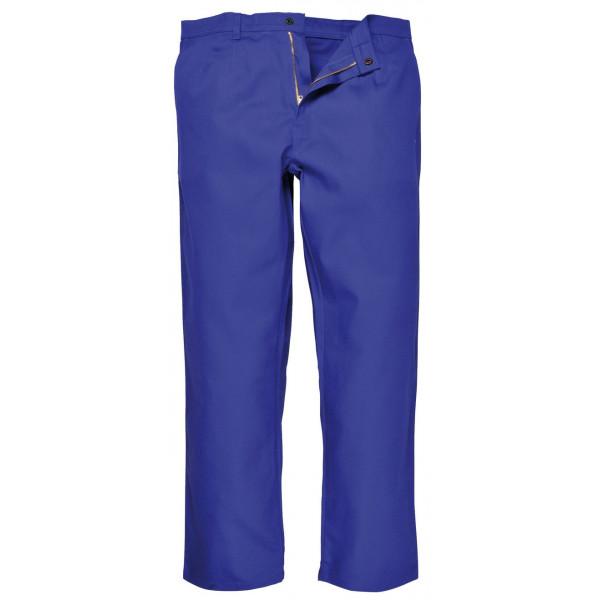 Брюки для сварщиков Portwest (Англия) BZ30 синий