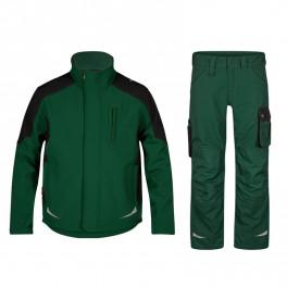 Летний костюм Engel 8810-229 + 2810-254, зеленый/черный