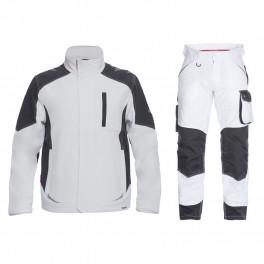 Летний костюм Engel 8810-229 + 2810-254, белый/черный