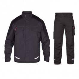 Летний костюм Engel 1290-880 + 2290-880, серый/черный