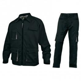 Летний костюм Delta Plus M2Ves+M2Pan, темно-синий/синий