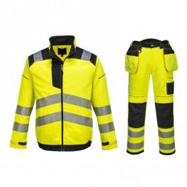 Летний костюм Portwest T500+T501, желтый