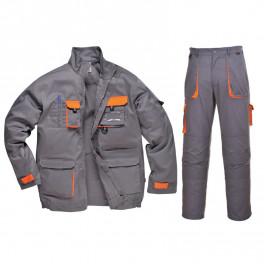 Летний костюм Portwest TX10+TX11, серый