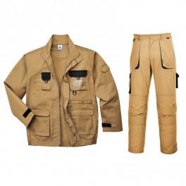 Летний костюм Portwest TX10+TX11, хаки