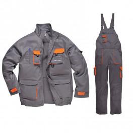 Летний костюм Portwest TX10+TX12, серый