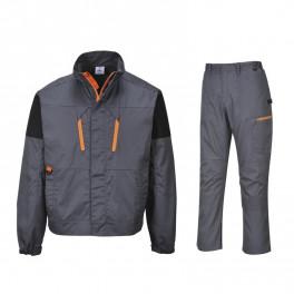 Летний костюм Portwest TX60+TX61, серый