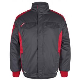 Зимняя куртка Engel Galaxy 1820-912, Серый / красный