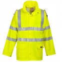 Огнеупорная антистатическая куртка-дождевик Portwest FR41. Жёлтый.