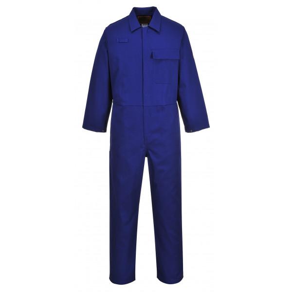 Комбинезоны для сварщиков Portwest (Англия) C030 синий