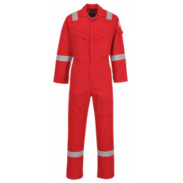 Огнеупорный антистатический комбинезон Portwest FR50, Красный