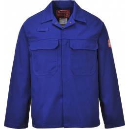 Куртка сварщика Portwest BIZ2 (Англия), Светло-синий