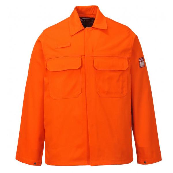 Куртка сварщика Portwest BIZ2 (Англия), Оранжевый