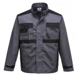 Рабочая куртка Portwest CW10 (100% хлопок!), Серый