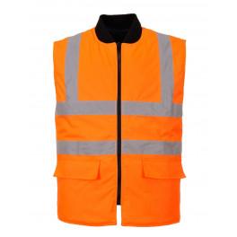 Утепленный жилет Portwest S469, оранжевый