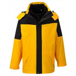 Водостойкая куртка Portwest S570 3 в 1, желтый