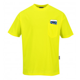 Футболка Portwest S578 Day-Vis, желтый