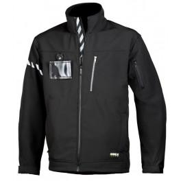 Рабочая куртка Softshell Dimex 687, черный