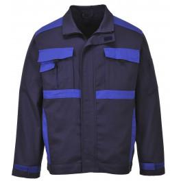 Рабочая куртка Portwest CW10 (100% хлопок!), Синий