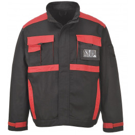Рабочая куртка Portwest CW10 (100% хлопок!), Чёрный