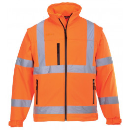 Куртка Portwest S428 Softshell, оранжевый