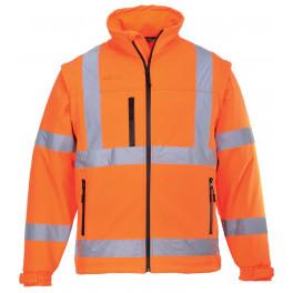 Куртка Portwest S428 Softshell, сигнальный оранжевый