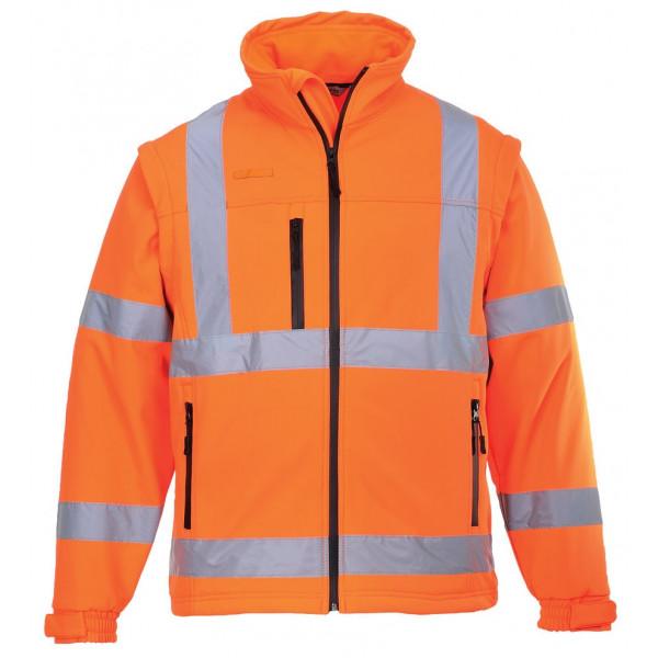 Куртка Portwest S428 Softshell, оранжевый
