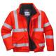 Куртка-бомбер Portwest S463, красный