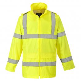 Светоотражающий дождевик Portwest H440, сигнальный желтый