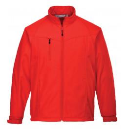 Софтшелл куртка (3 слоя) Portwest (Англия) TK40, Красный