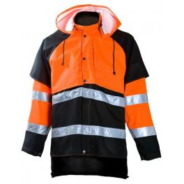 Рабочая куртка-дождевик для лесорубов Dimex 858