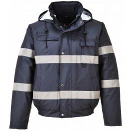 Легкая куртка-бомбер Portwest S434, темно-синий