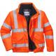 Куртка-бомбер Portwest S463, оранжевый