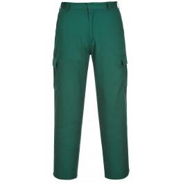Рабочие брюки Portwest C701, Зеленый