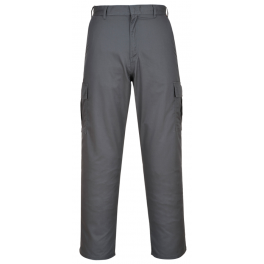 Рабочие брюки Portwest C701, Серый
