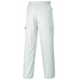 Рабочие брюки Portwest C701, Белый