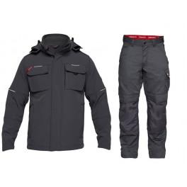 Летний костюм Engel 1260-229 + 2760-630, серый