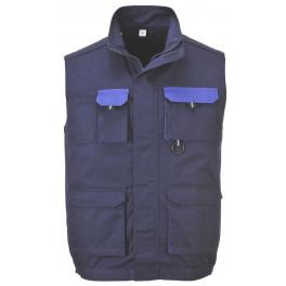 Рабочий жилет Portwest (Англия) TX19, Темно-синий / синий