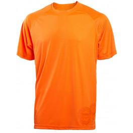 Дышащая футболка Dimex 4169+, сигнальный оранжевый