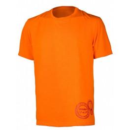 Сигнальная футболка Dimex 4056+, сигнальный оранжевый
