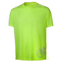 Сигнальная футболка Dimex 4055+, сигнальный желтый