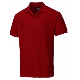 Футболка-поло Portwest B210 (Англия) Темно-красный