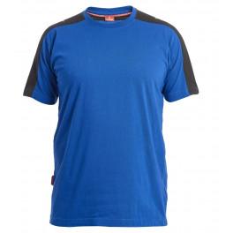 Футболка Engel  9810-141, синий/черный